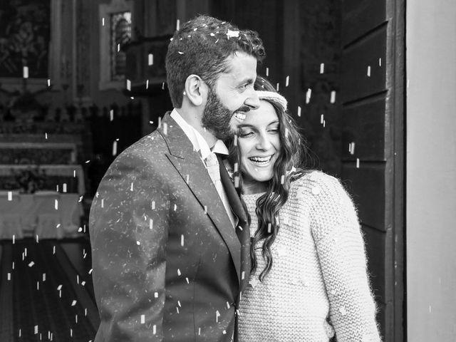 Il matrimonio di Dario e Anna a San Martino in Rio, Reggio Emilia 17