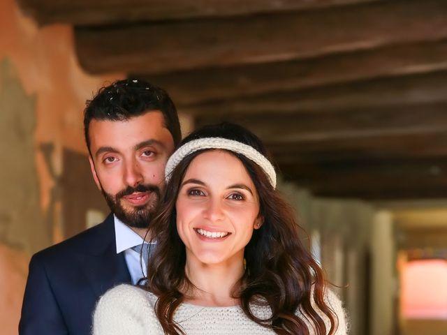 Il matrimonio di Dario e Anna a San Martino in Rio, Reggio Emilia 20