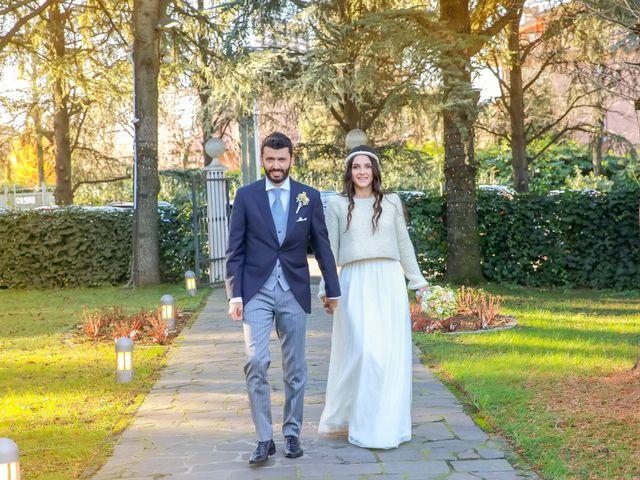 Il matrimonio di Dario e Anna a San Martino in Rio, Reggio Emilia 22