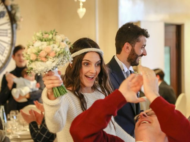 Il matrimonio di Dario e Anna a San Martino in Rio, Reggio Emilia 26