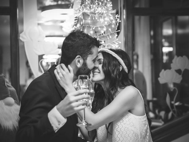 Il matrimonio di Dario e Anna a San Martino in Rio, Reggio Emilia 29