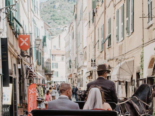 Il matrimonio di Fabio e Lara a Finale Ligure, Savona 14