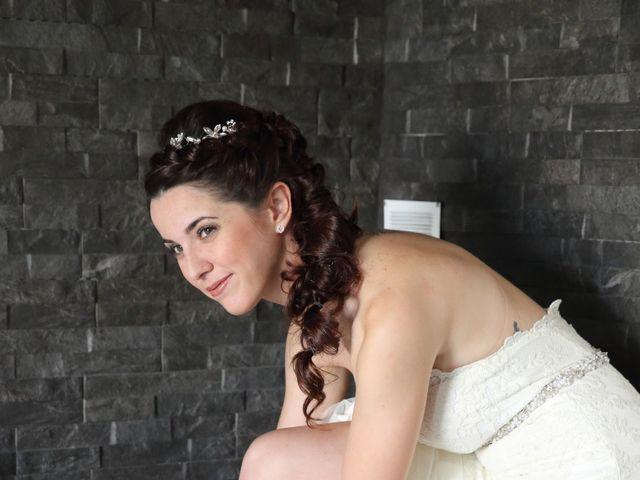 Il matrimonio di Massimiliano e Jessica a Arbus, Cagliari 12