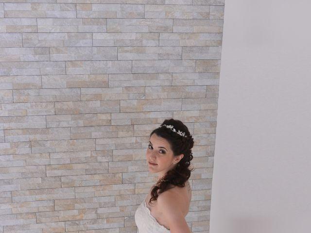 Il matrimonio di Massimiliano e Jessica a Arbus, Cagliari 15