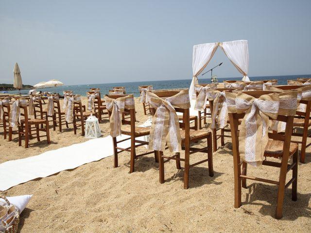 Il matrimonio di Massimiliano e Jessica a Arbus, Cagliari 17