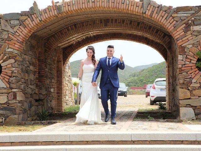 Il matrimonio di Massimiliano e Jessica a Arbus, Cagliari 18