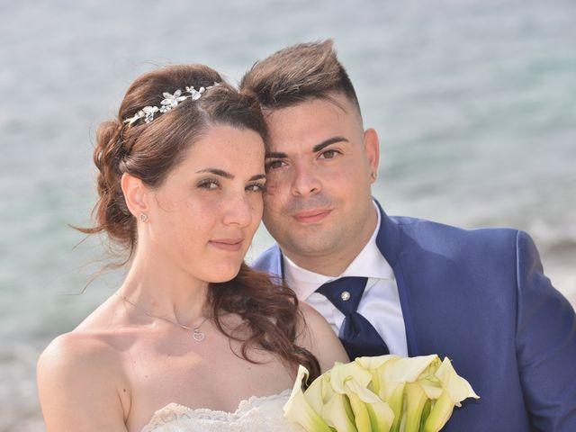 Il matrimonio di Massimiliano e Jessica a Arbus, Cagliari 29