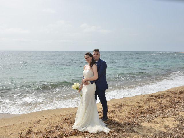 Il matrimonio di Massimiliano e Jessica a Arbus, Cagliari 33
