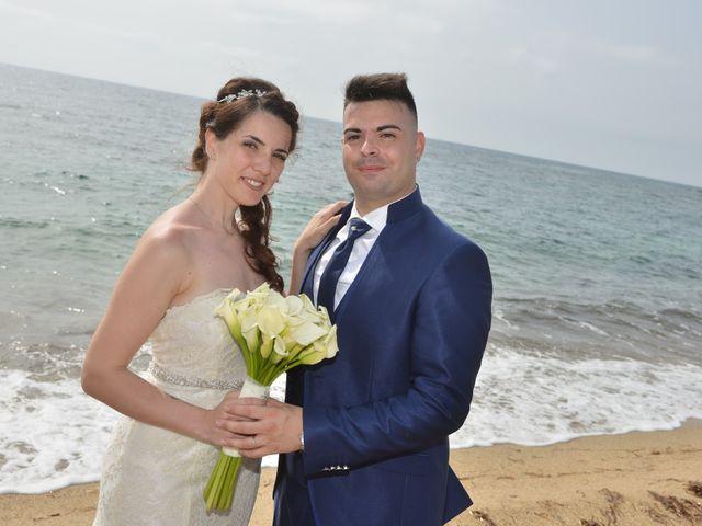 Il matrimonio di Massimiliano e Jessica a Arbus, Cagliari 34
