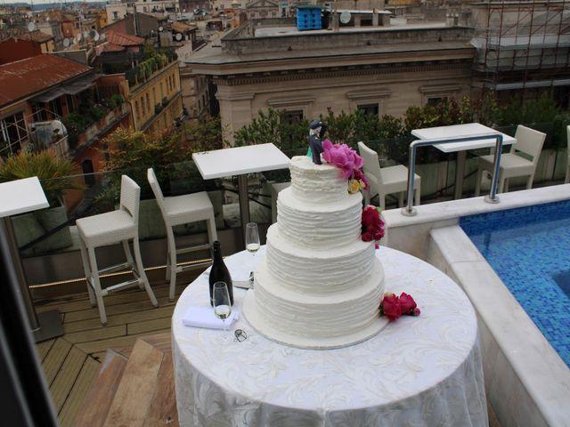 Il matrimonio di Chienyewa e Giuseppe a Roma, Roma 3