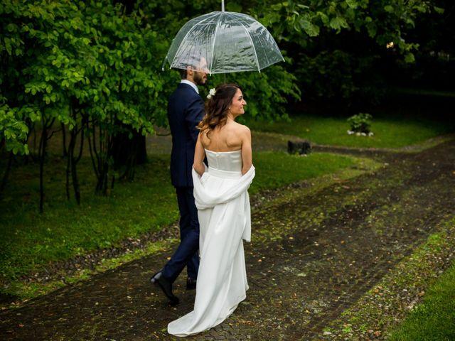 Il matrimonio di Nikola e Giulia a Monza, Monza e Brianza 9