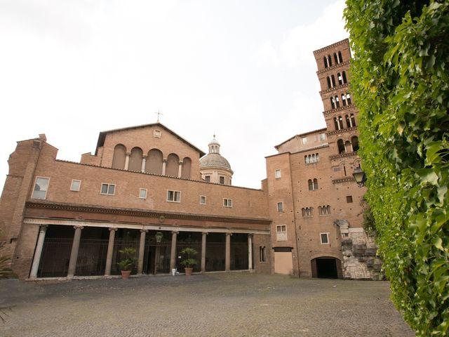 Il matrimonio di Fabio e Fabiana a Roma, Roma 36