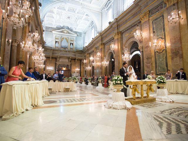 Il matrimonio di Fabio e Fabiana a Roma, Roma 43