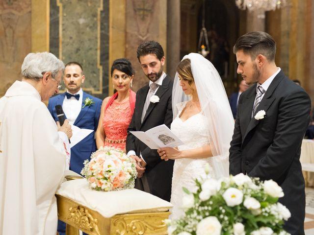 Il matrimonio di Fabio e Fabiana a Roma, Roma 46