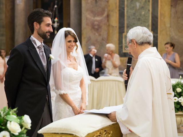 Il matrimonio di Fabio e Fabiana a Roma, Roma 48