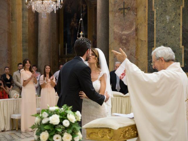 Il matrimonio di Fabio e Fabiana a Roma, Roma 49