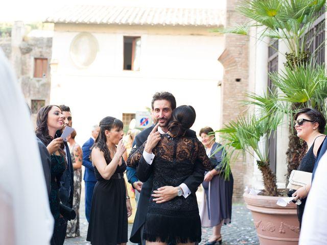 Il matrimonio di Fabio e Fabiana a Roma, Roma 53
