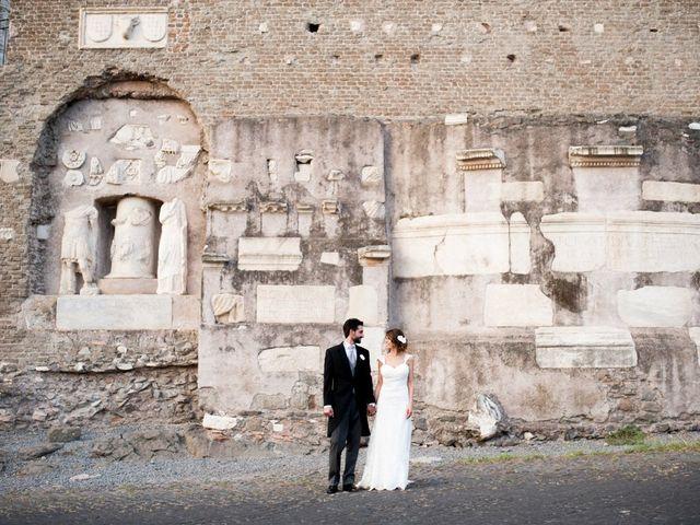 Il matrimonio di Fabio e Fabiana a Roma, Roma 69