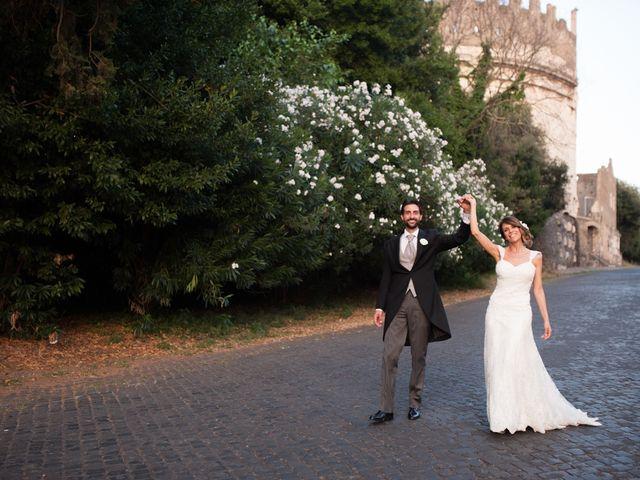Il matrimonio di Fabio e Fabiana a Roma, Roma 73