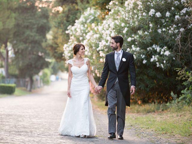 Il matrimonio di Fabio e Fabiana a Roma, Roma 1