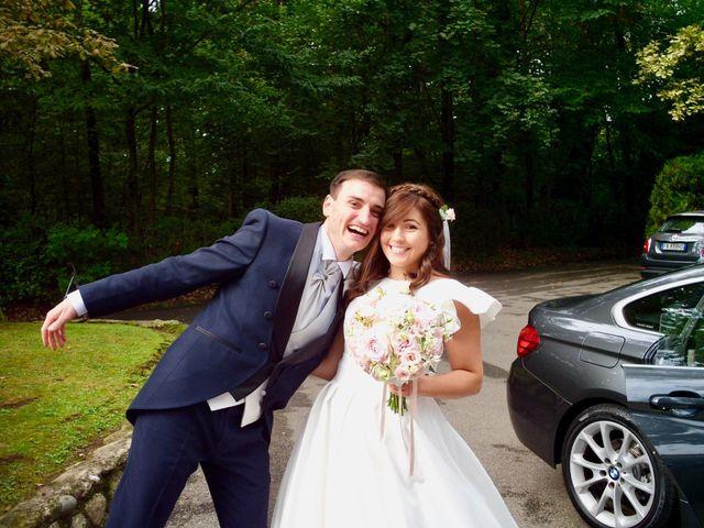 Il matrimonio di Alberto e Alice a Beregazzo con Figliaro, Como 2