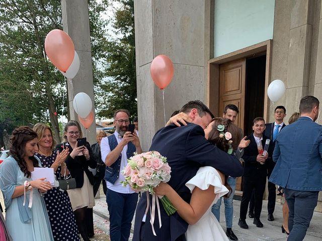 Il matrimonio di Alberto e Alice a Beregazzo con Figliaro, Como 3