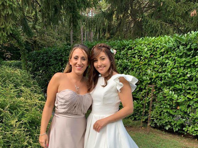 Il matrimonio di Alberto e Alice a Beregazzo con Figliaro, Como 5