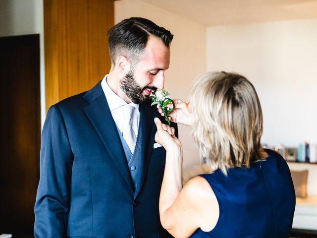 Il matrimonio di Francesco e Consuelo a Cividale del Friuli, Udine 2