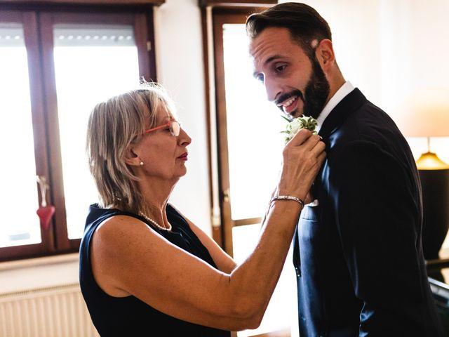 Il matrimonio di Francesco e Consuelo a Cividale del Friuli, Udine 9