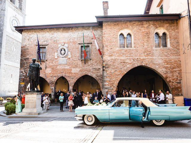 Il matrimonio di Francesco e Consuelo a Cividale del Friuli, Udine 63