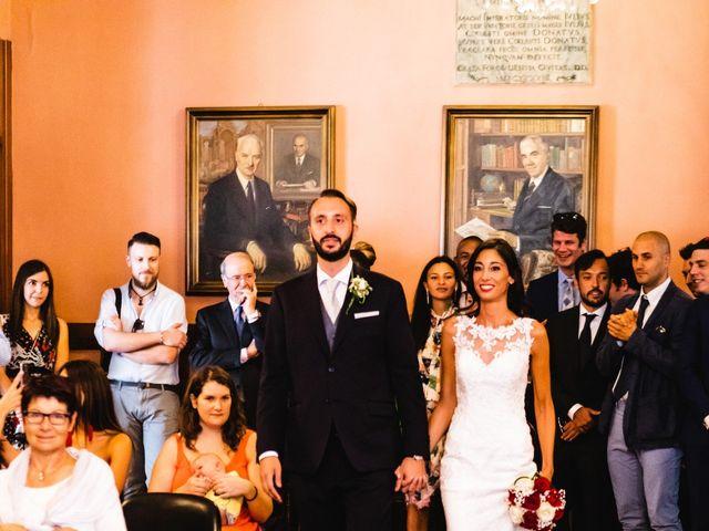 Il matrimonio di Francesco e Consuelo a Cividale del Friuli, Udine 91