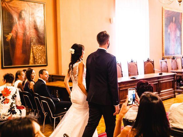 Il matrimonio di Francesco e Consuelo a Cividale del Friuli, Udine 93