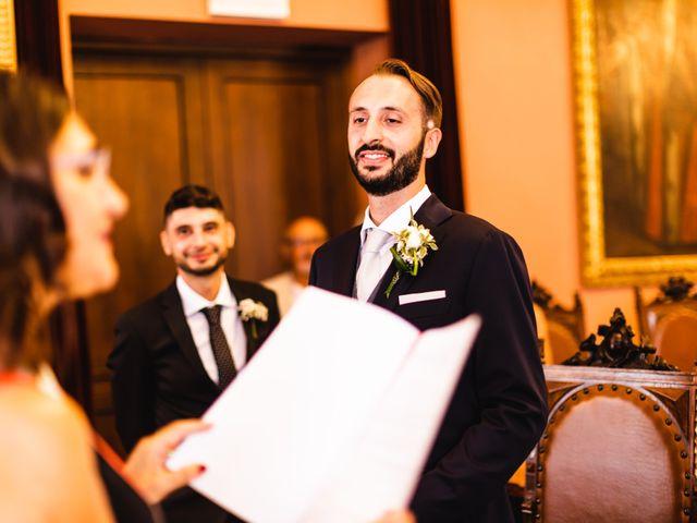 Il matrimonio di Francesco e Consuelo a Cividale del Friuli, Udine 108