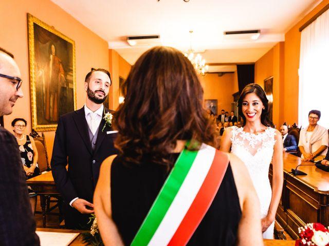 Il matrimonio di Francesco e Consuelo a Cividale del Friuli, Udine 115