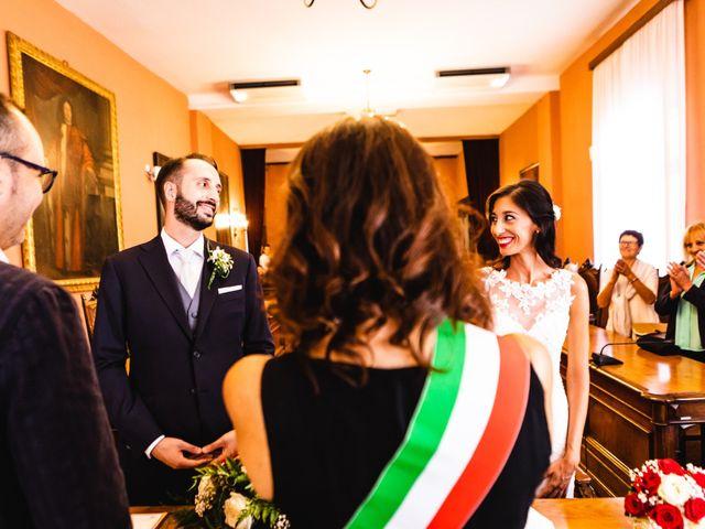 Il matrimonio di Francesco e Consuelo a Cividale del Friuli, Udine 117