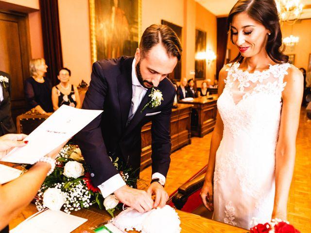 Il matrimonio di Francesco e Consuelo a Cividale del Friuli, Udine 133