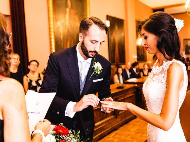 Il matrimonio di Francesco e Consuelo a Cividale del Friuli, Udine 135