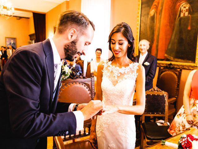 Il matrimonio di Francesco e Consuelo a Cividale del Friuli, Udine 139