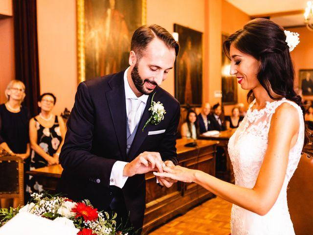 Il matrimonio di Francesco e Consuelo a Cividale del Friuli, Udine 140