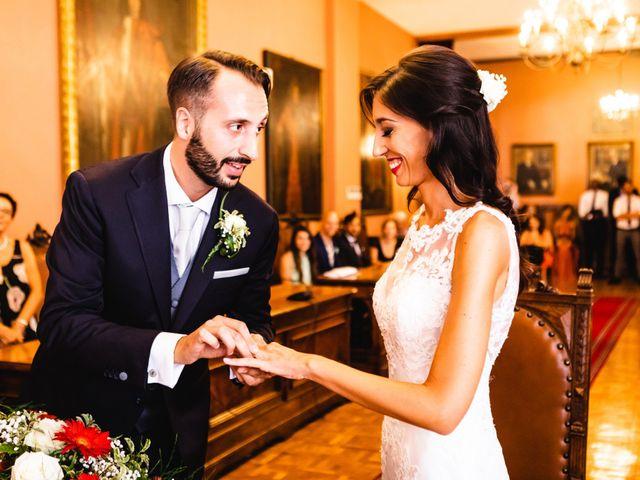 Il matrimonio di Francesco e Consuelo a Cividale del Friuli, Udine 143