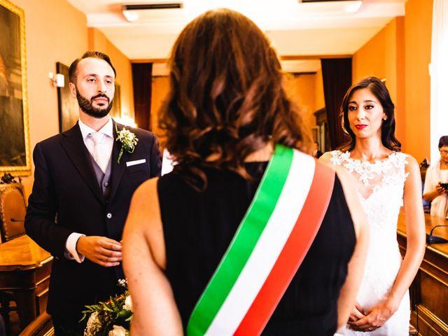 Il matrimonio di Francesco e Consuelo a Cividale del Friuli, Udine 146