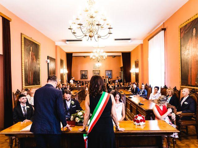 Il matrimonio di Francesco e Consuelo a Cividale del Friuli, Udine 162