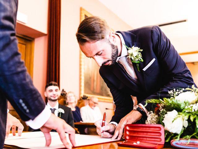 Il matrimonio di Francesco e Consuelo a Cividale del Friuli, Udine 164