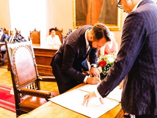 Il matrimonio di Francesco e Consuelo a Cividale del Friuli, Udine 166
