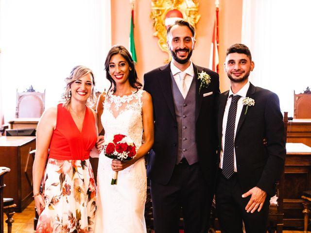 Il matrimonio di Francesco e Consuelo a Cividale del Friuli, Udine 174