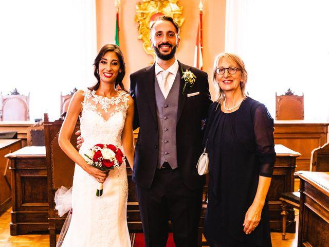 Il matrimonio di Francesco e Consuelo a Cividale del Friuli, Udine 178