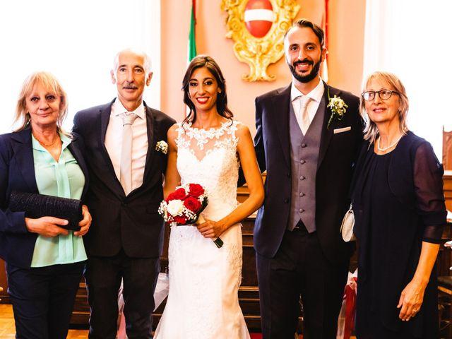 Il matrimonio di Francesco e Consuelo a Cividale del Friuli, Udine 180
