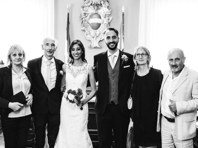 Il matrimonio di Francesco e Consuelo a Cividale del Friuli, Udine 183
