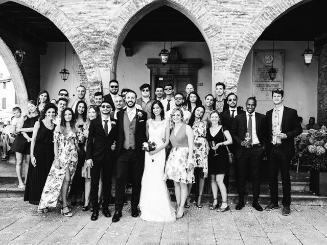 Il matrimonio di Francesco e Consuelo a Cividale del Friuli, Udine 223