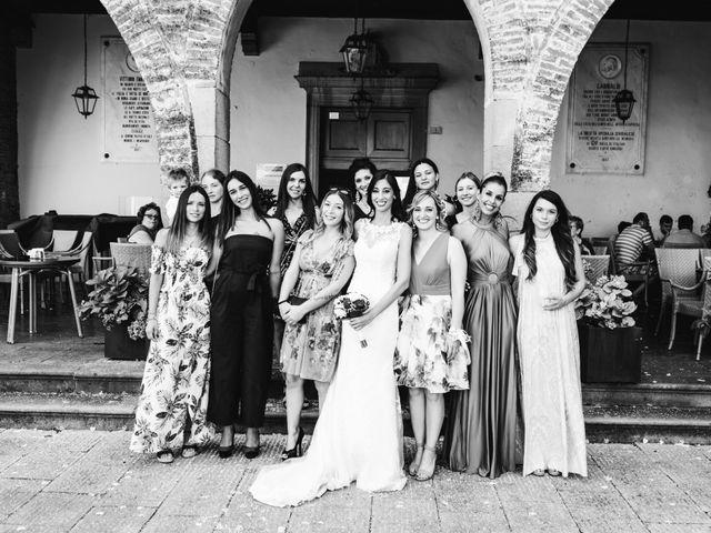 Il matrimonio di Francesco e Consuelo a Cividale del Friuli, Udine 230